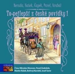 To nejlepší z české povídky - CD - kolektiv