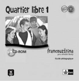 Quartier libre 1 - Metodická příručka - CD - Bosquet a kolektiv M.
