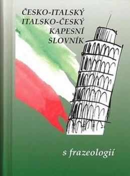 Česko-italský, italsko-český kapesní slovník s frazeologií - Papoušek Zdeněk