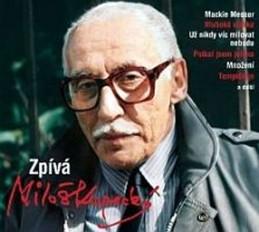 Zpívá Miloš Kopecký - CD - neuveden