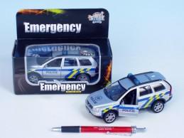 Policejní auto Volvo XC-90 se světlem a zvukem 1