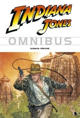 Indiana Jones - Omnibus - kniha první - Barry Dave