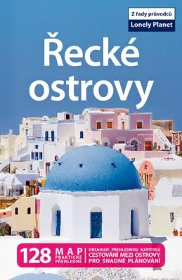 Řecké ostrovy - Lonely Planet - neuveden