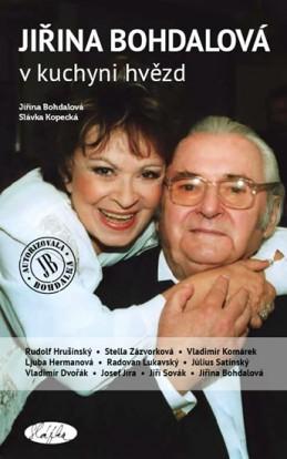 Jiřina Bohdalová v kuchyni hvězd - Bohdalová Jiřina, Kopecká Slávka