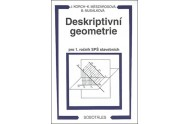 Deskriptivní geometrie I. pro 1.r. SPŠ stavební
