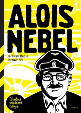 Alois Nebel -Kreslená román.trilogie-2.v - Rudiš Jaroslav, Jaromír 99,