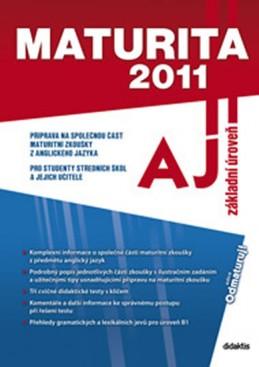 Maturita 2011 - Anglický jazyk - Belán Juraj