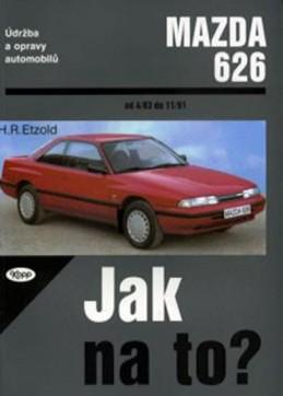 Mazda 626 - 4/83 - 11/91 - Jak na to? - 17. - neuveden