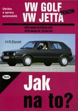 VW Golf II/VW Jetta/benzin - 9/83 - 6/92 - Jak na to? - 5. - Etzold Hans-Rudiger Dr.