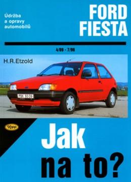Ford Fiesta 4/89 - 7/96 - Jak na to? - 31. - Etzold Hans-Rudiger Dr.