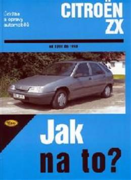 Citroën ZX - Jak na to? - 1991 - 1998 - 63. - neuveden