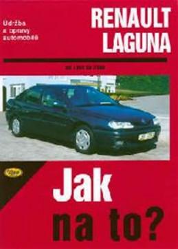 Renault Laguna - 1994 - 2000 - Jak na to? - 66. - kolektiv