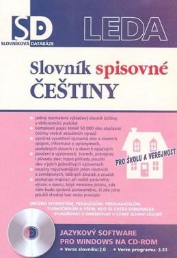 Slovník spisovné češtiny (CD-ROM) - kolektiv