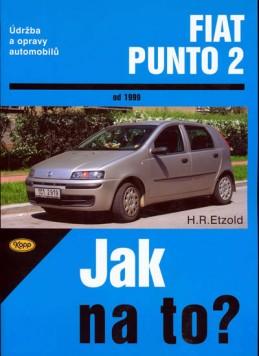 Fiat Punto 2 od 1999 - Jak na to? - 80. - Etzold Hans-Rudiger Dr.