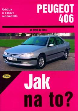 Peugeot 406 od 1996 - 2004 - Jak na to? - 74. - kolektiv