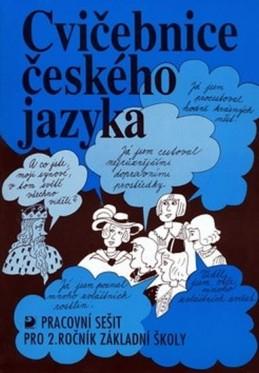 Cvičebnice českého jazyka pro 2. ročník ZŠ - Polanská Jiřina