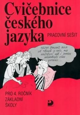 Cvičebnice českého jazyka pro 4. ročník ZŠ - Polanská Jiřina