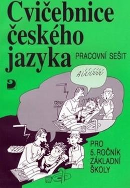 Cvičebnice českého jazyka pro 5. ročník ZŠ - Polanská Jiřina