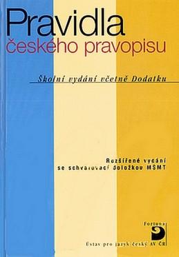 Pravidla českého pravopisu -vázaná - kolektiv