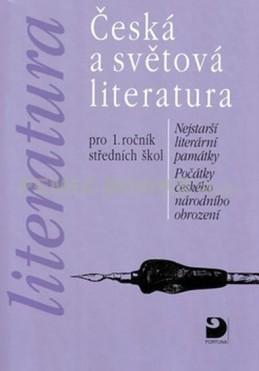 Literatura - Česká a světová literatura pro 1. ročník SŠ - Nezkusil Vladimír