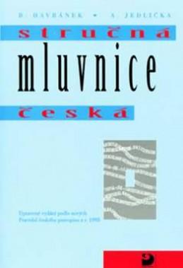Stručná mluvnice česká - Upravené vydání podle nových pravidel českého pravopisu z r. 1993 - Havránek B., Jedlička A.