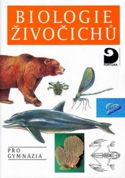 Biologie živočichů pro gymnázia - Smrž Jaroslav
