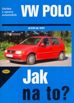 VW Polo 9/94 - 10/01 - Jak na to? - 46. - Etzold Hans-Rudiger Dr.