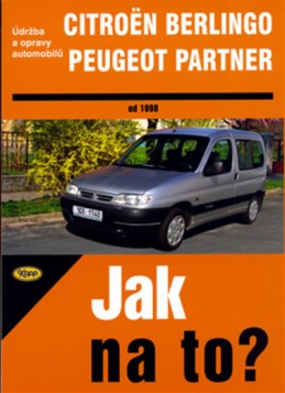 Citroën Berlingo/Peugeot Partner - 77. - neuveden