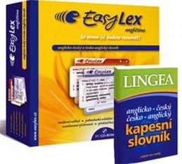 Easylex angličtina + anglický knižní kapesní slovník - neuveden
