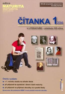 Čítanka k literatuře 1 - přehled SŠ učiva - Slanař Otakar Mgr.