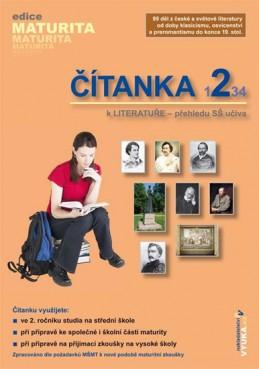Čítanka k literatuře 2 - přehled SŠ učiva - Kostková Markéta