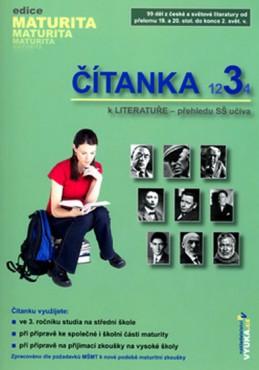 Čítanka k literatuře 3 - přehledu učiva - Mašková Drahuše Mgr.