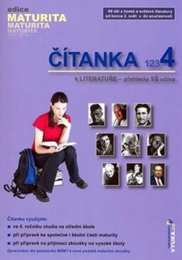 Čítanka k literatuře 4 - přehled SŠ učiva - Krausová, Foltyna