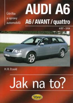 Audi A6/Avant 4/97-3/04 - Jak na to? 94. - Etzold Hans-Rudiger Dr.