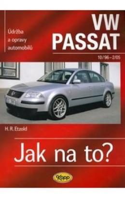 VW Passat 10/96 -2/05 - Jak na to? 61. - Etzold Hans-Rudiger Dr.