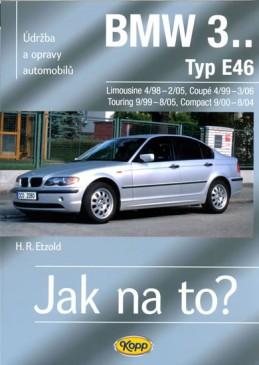 BMW 3.. - Typ E36 - Jak na to? - 11/89 - 9/00 - 70. - Etzold Hans-Rudiger Dr.