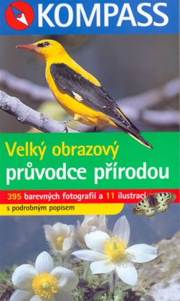 Velký obrazový průvodce přírodou - Jaitnerová,Patsch