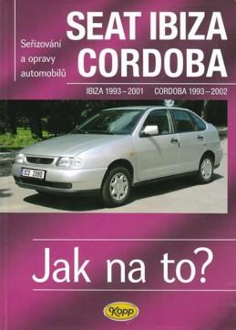 Seat Ibiza Cordoba - 1993 - 2002 - Jak na to? - 41. - neuveden