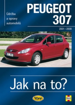 Peugeot 307 - Jak na to? od 2001 - 89. - Randall Martynn