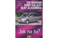 VW Sharan, Ford Galaxy, Seat Alhambra od 6/95 - Jak na to? - 90.