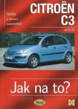 Citroën C3 od 2002 - Jak na to? - 93. - Mead John S.