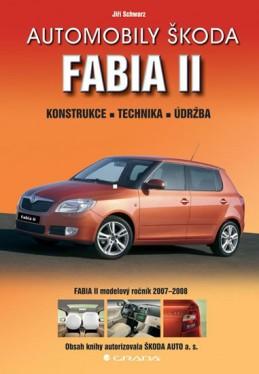 Automobily Škoda Fabia II - Schwarz Jiří