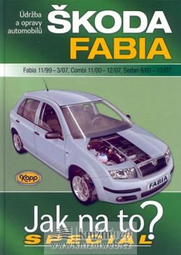 Škoda Fabia 11/99-12/07 - Jak na to? Speciál - neuveden