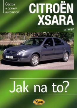 Citroën Xsara od 10/1997 - Jak na to? 100. - neuveden