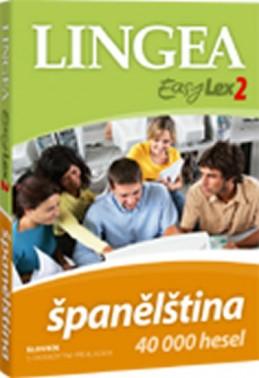 EasyLex 2 Španělština - CD ROM - neuveden