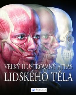 Velký ilustrovaný atlas lidského těla - neuveden