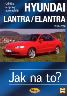 Hyundai Lantra/Elentra 1996-2006 - Jak na to? - 101. - Warren Larry