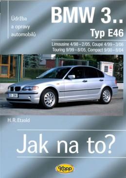 BMW 3.. - Typ E46 - Jak na to? - 4/98 - 3/06 - 105. - Etzold Hans-Rudiger Dr.
