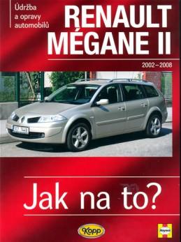 Renault Mégane II od 2002 do 2008 - Jak na to? - 103. - neuveden