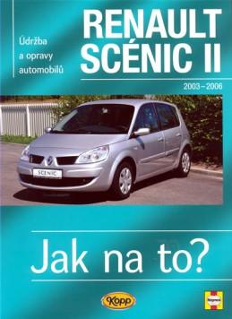 Renault Scénic II - 2003 - 2009 - Jak na to? - 104. - neuveden